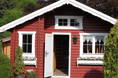 Gartenhaus streichen schwedenrot  Gaidt Farben | GAIDT GARTENHAUS Testbericht (Hier klicken)
