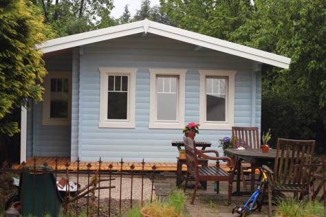 Gartenhaus schwedenhaus streichen Gartenhaus Anstrich | GAIDT GARTENHAUS Testbericht (Hier klicken)