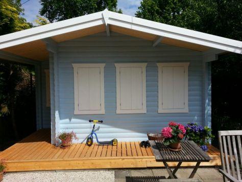 Gartenhaus friesenblau  Gaidt | GAIDT GARTENHAUS Testbericht (Hier klicken)